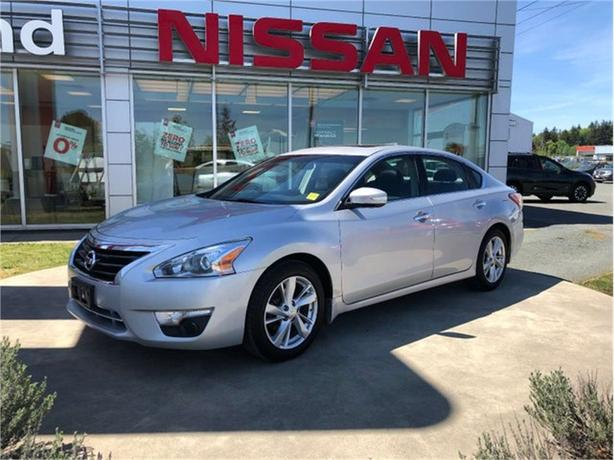 Nissan Campbell River >> 2013 Nissan Altima 2 5 Sl Campbell River Comox Valley Mobile