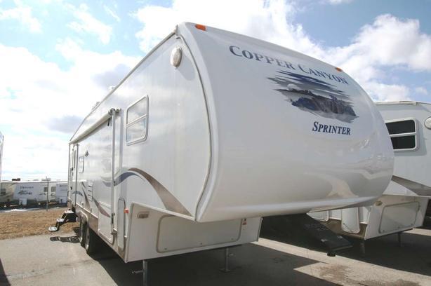 2006 Keystone RV COPPER CANYON 292FWRLS (Great Price!)