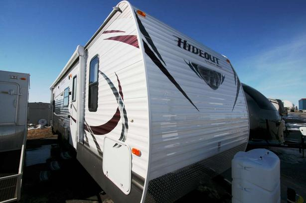 2014 Keystone RV Hideout 28BHSWE [DOUBLE BUNKS]