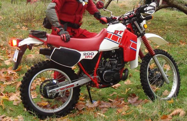  Log In needed $2,500 · 1988 Yamaha DT 200 Street Legal Two Stroke