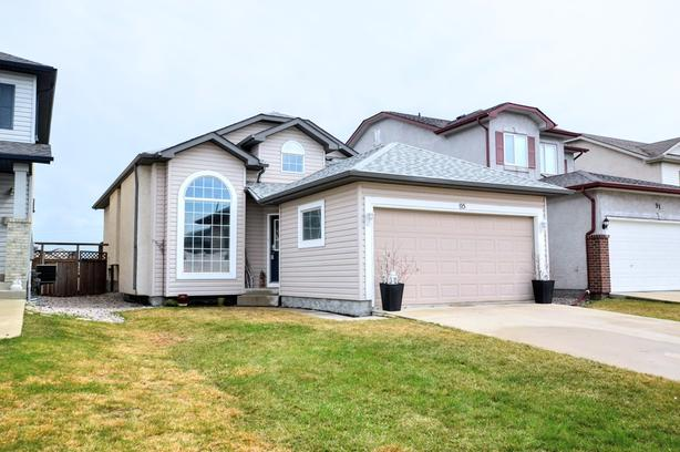 Gorgeous Whyte Ridge Raised Bungalow backing onto Greenspace!