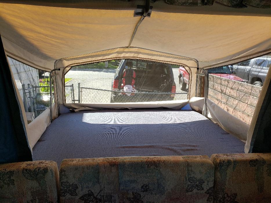 Clean 2010 Heartland NORTHCOUNTRY camper trailer for sale