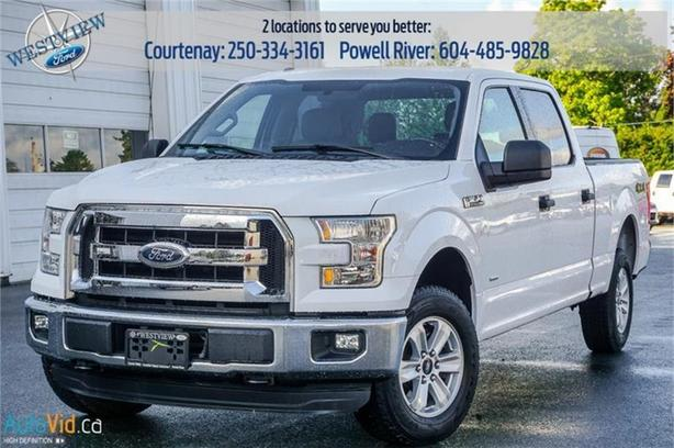 2015 Ford F-150 Xlt S/crew 4x4
