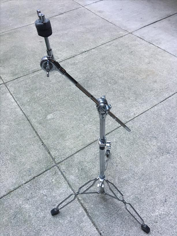 Gibralter Double Braced Boom Stand