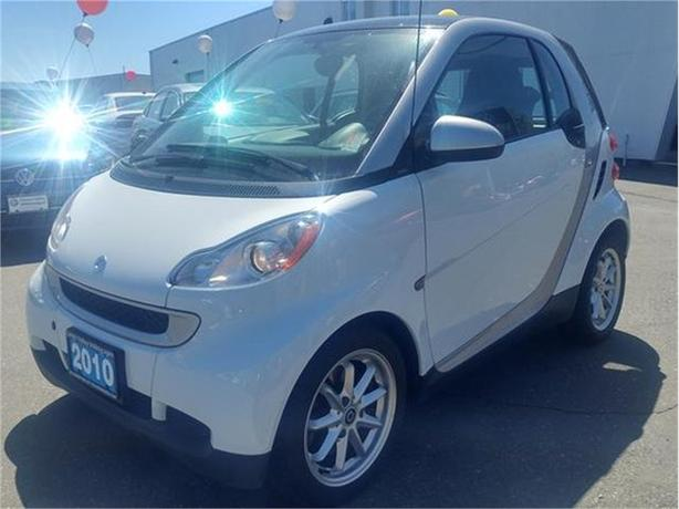 2010 Smart FORTWO passion cp