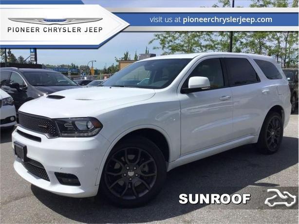 2018 Dodge Durango R/T  - Navigation  -$315 bi/w