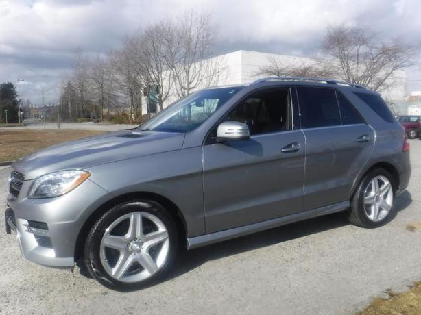 2015 Mercedes-Benz M-Class ML350 BlueTEC Diesel