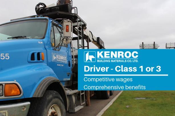 Class 1 or Class 3 Driver - Labourer - Kelowna
