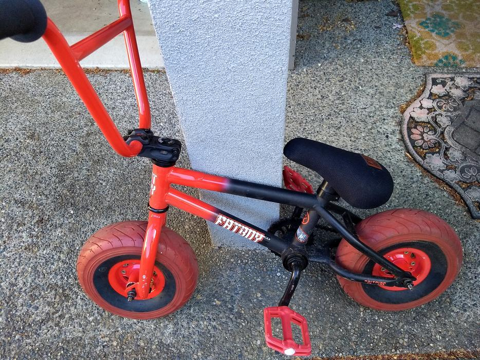 f7fddbc51b0 FatBoy Mini BMX Stunt Model Freestyle Bicycle West Shore:  Langford,Colwood,Metchosin,Highlands, Victoria
