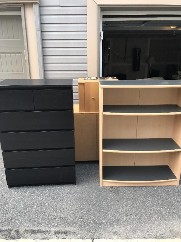 FREE: office & bedroom furniture