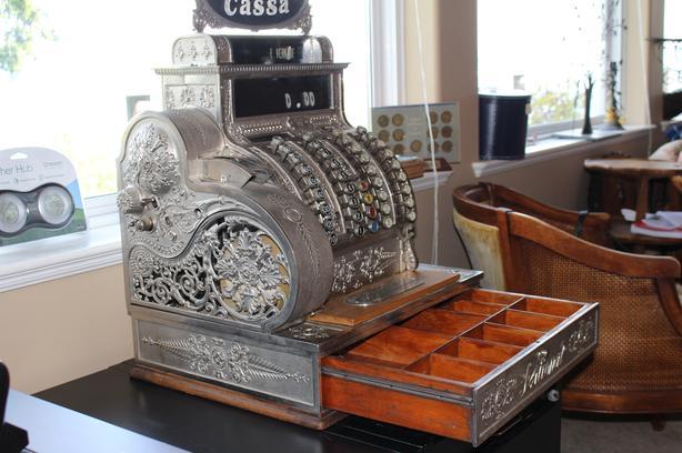 Original National Cash Register