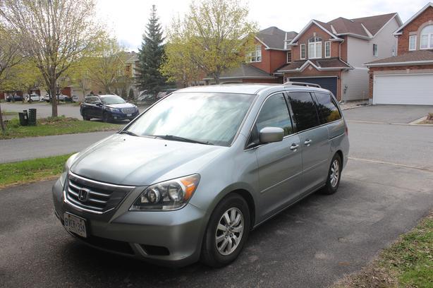 2008 Honda Odyssey, 8 seats, 147,000 km, excellent condition