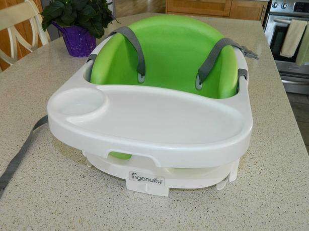 Ingenuity's Baby Base 2-in-1 Seat