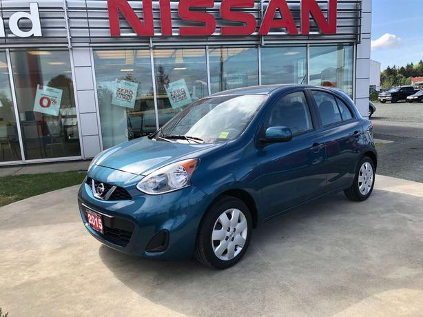 2015 Nissan Micra SV *Air-Conditioning, Power Options, Cruise Control