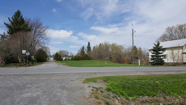 Dunvegan - Building Lot, Clear & Flat, with Septic System Installed