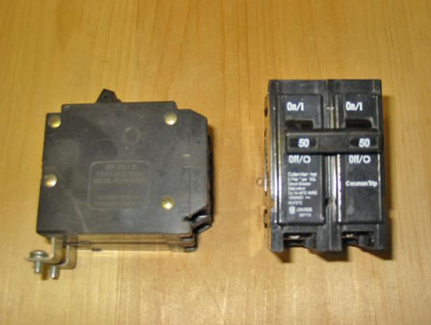 COMMANDER BQL 20-30-40-50-60-70 & 100 Amp, 2 Pole Circuit Breakers ~ Mint!