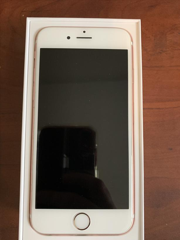 Log In Needed 100 Iphone 6s Rose Gold 16gb