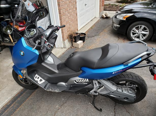 BMW C650 Sport Maxi Scooter For Sale