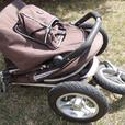 Valco Trimode EX Single Jogging Stroller - RETAIL $900