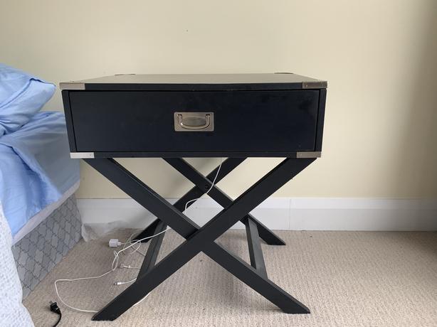 End Table or Night Stand (sells new $348+tax) (2 available)