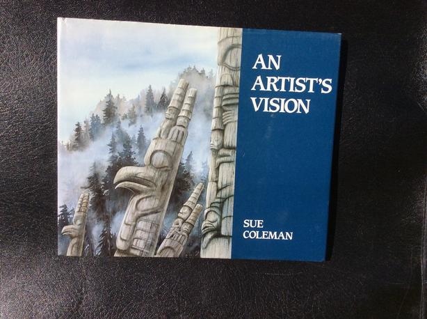 Art book.art book. Sue Coleman.
