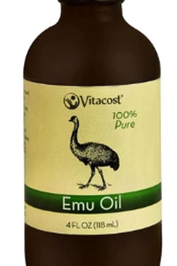 100% Pure Emu Oil - 4 fl oz (118 ml) - $15