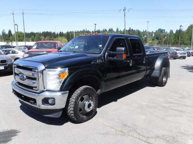 2014 Ford F-350 SD XLT Crew Cab Long Bed Dually 4WD