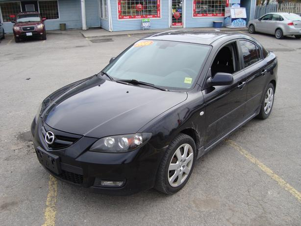2009 Mazda 3 with Only 160000 km !