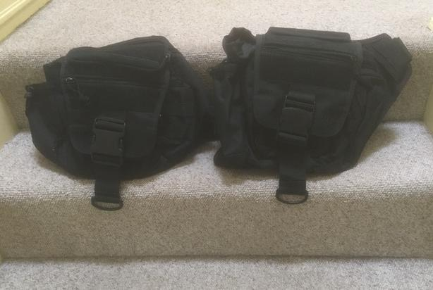 Tac-Pack and UTG pack tactical sling packs waterproof - 2 For Sale