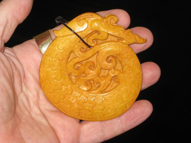 Creative jewelry designs, hand carved.