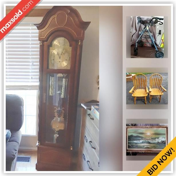 Amherstview Downsizing Online Auction - Bath Road