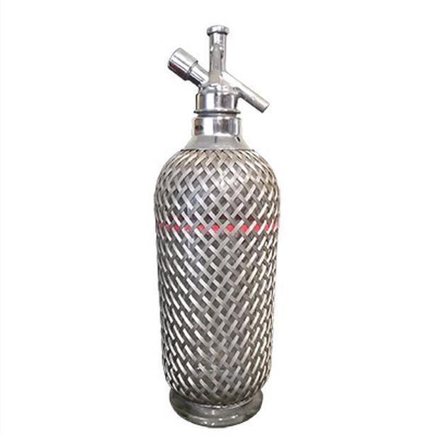 1930's seltzer bottle