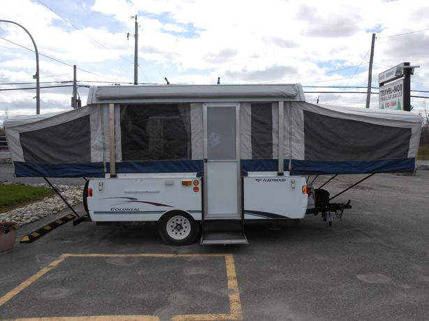 2005 Fleetwood Colonial Tent Trailer