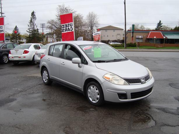 2007 Nissan Versa ***Clean Car***