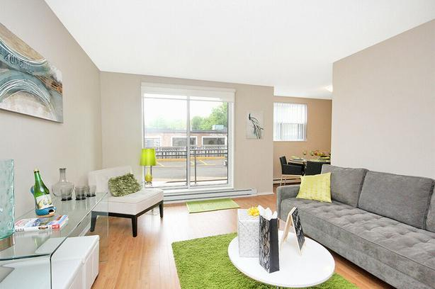 Spacious & Bright 1 Bedroom in Ottawa