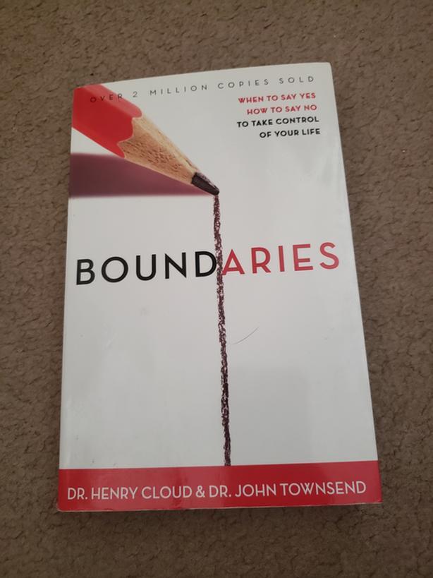 Boundaries/Boundaries WorkBook