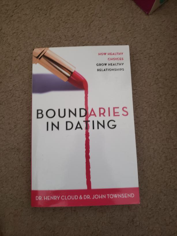 Boundaries in dating/boundaries in dating workbook