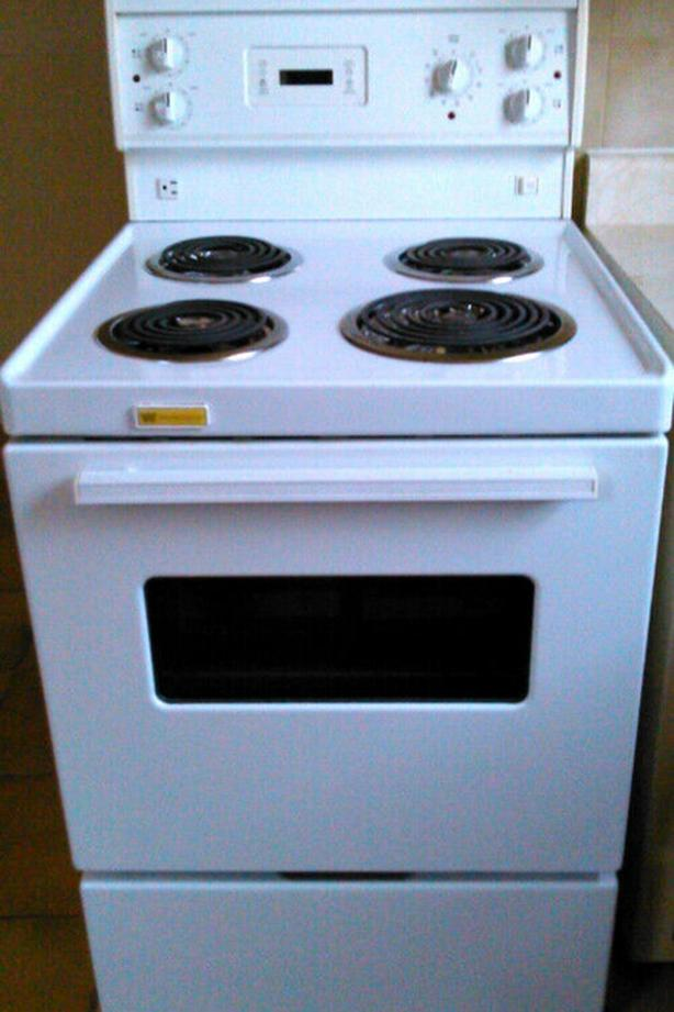 "Westinghouse Compact 24"" Range"