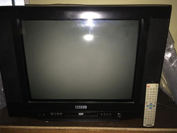 Legend Tv DVD Combo