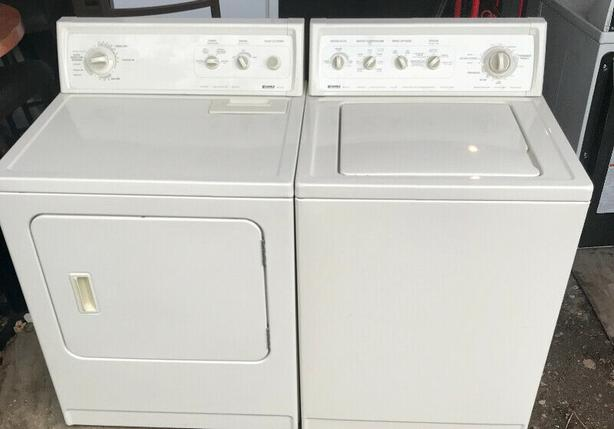 Kenmore Laundry Set