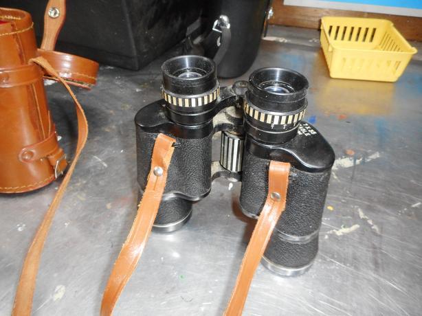 Carl Wetzlar Binoculars