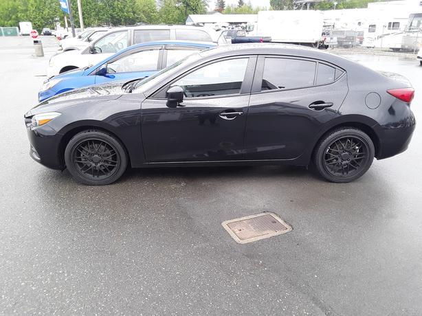 Beautiful 2017 Mazda 3