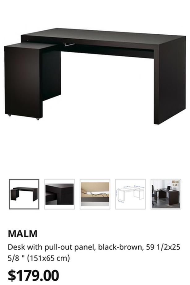 Ikea Malm Desk Saanich Victoria