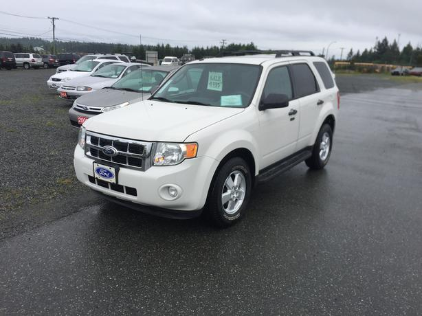 2010 Ford Escape XLT, 2.5L 4CYL, AUTOMATIC, Local Vehicle, No Accidents