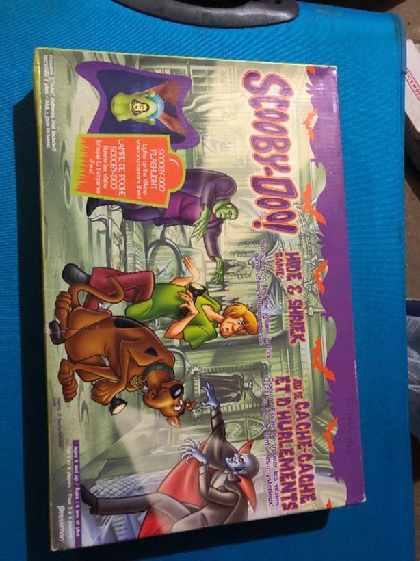 Scooby-Doo Hide & Shriek