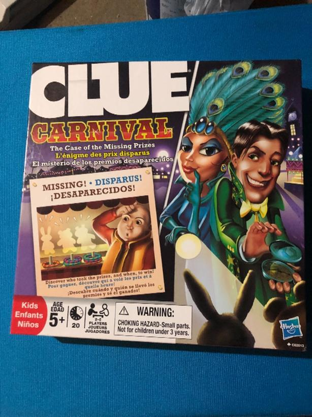 Clue Carnival