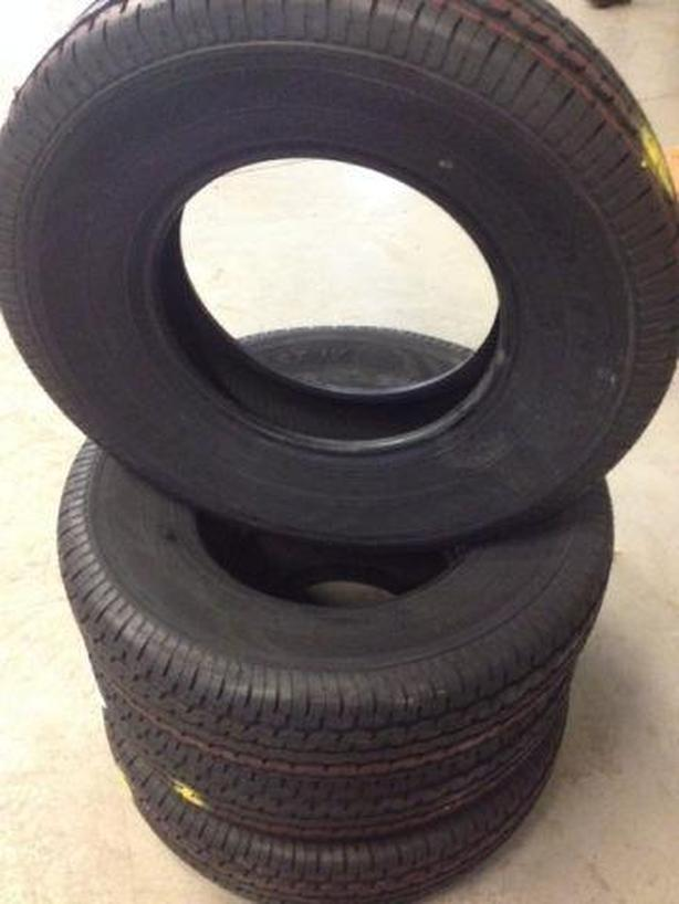 4 Road Rider ST IV (Rubber only) ST235/80/R16