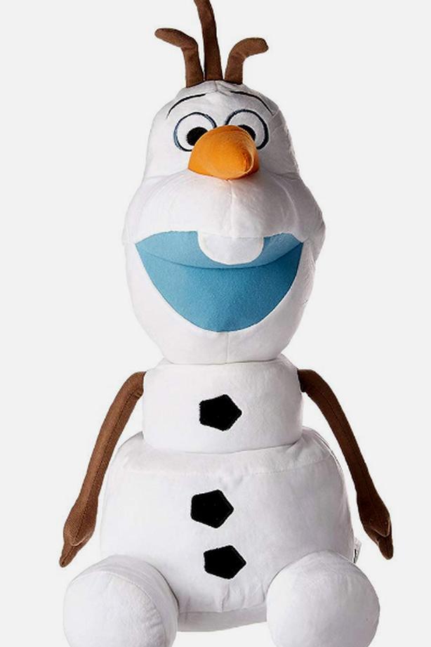 """New Frozen Olaf Plush Large 17"""" Plush Cuddle Figure Toy - $25"""