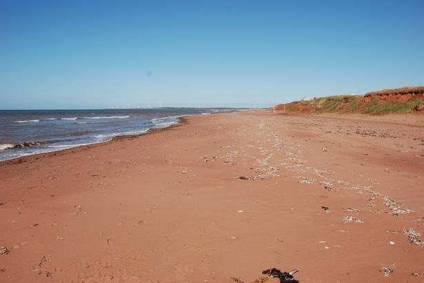 Oceanfront Land in Nail Pond Prince Edward Island Canada