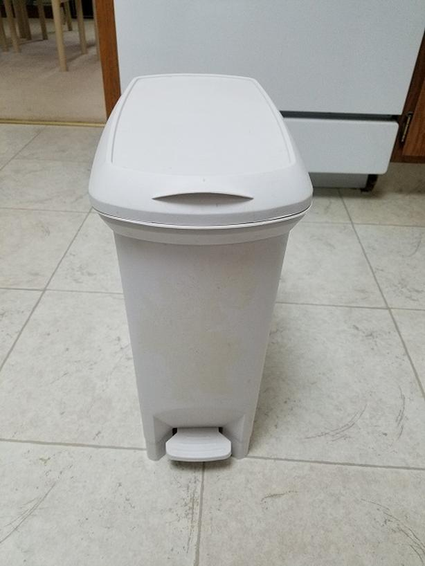 Garbage Can Good Shape